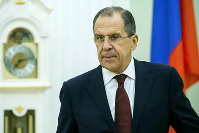 Министар иностраних послова Русије Сергеј Лавров