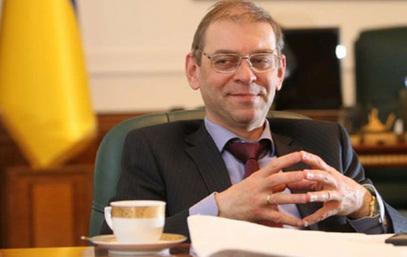Сергеј Пашинскиј, шеф кабинета тренутно главног у кијевском пучистичком режиму.