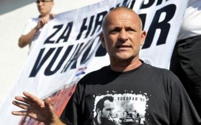 Предсједника Штаба за одбрану хрватског Вуковара Томислава Јосића