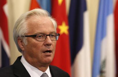 Стални представник Русије у Савету безбедности УН Виталиј Чуркин.