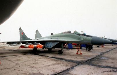 МиГ-29М/М2 чека испоруку