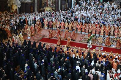 Дан Ћирила и Методија постао грандиозан национални празник у Русији