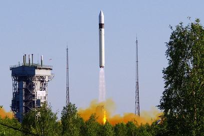 """""""Рокот"""" изнео три војна сателитa на орбиту"""