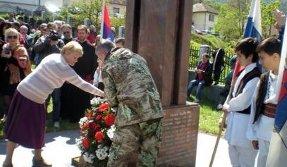 Руски добровољци гинули бранећи Републику Српску