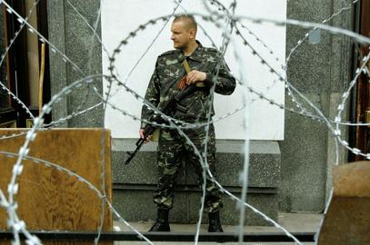 У Луганској републици проглашени ратно стање и мобилизација