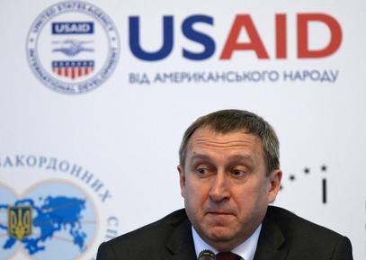 Министар спољних послова Украјине Андреј Дешица