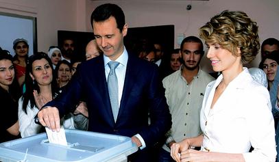 Сирија бира своју будућност
