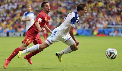 Срби и Руси увек могу навијати за обадве репрезентације / © Photo: AP/Bernat Armangue