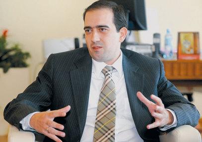 Душан Пророковић, директор Центра за стратешке алтернативе / ФОТО: Вечерње новости