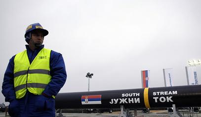 Брисел и логика се налазе у раскораку - Јужни ток / © Photo: AP/ Marko Drobnjakovic