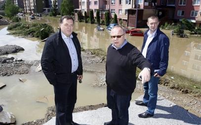 Милорад Додик: Кривична пријава против свих одговорних за поплаве