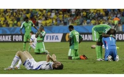 Нигерија послала БиХ кући