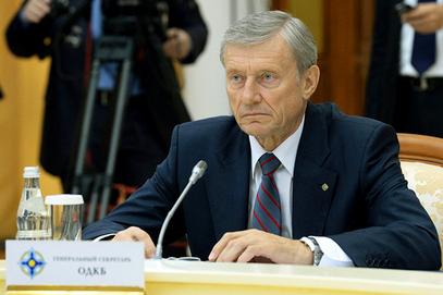 генерални секретар ОДКБ Николај Бордјужа