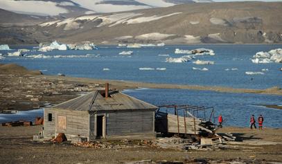 Одморити се и поцрнети на... Руском Арктику/Фото: РИА Новости