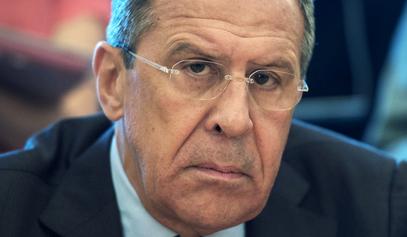 Министар иностраних послова РФ Сергеј Лавров