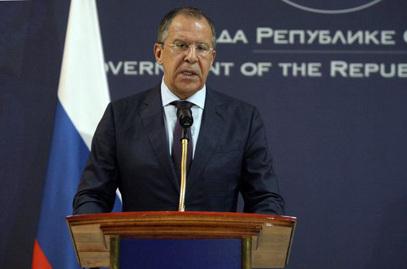 Шеф руске дипломатије Сергеј Лавров