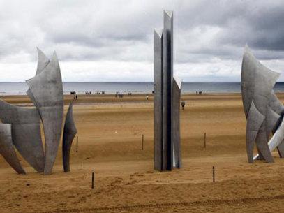Споменик савезницима у Нормандији