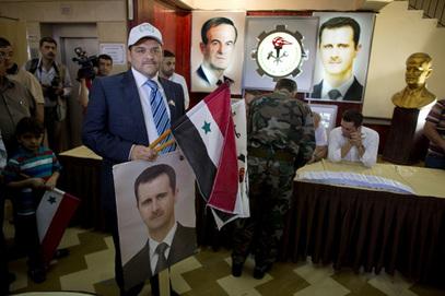 Гласање у Сирији бројније него у Србији?