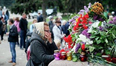 У Луганску тродневна жалост због погинулих у ваздушном нападу