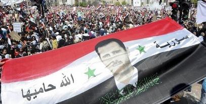 Предсједнички избори - Сирија