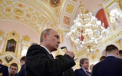 Путинов други велики поен