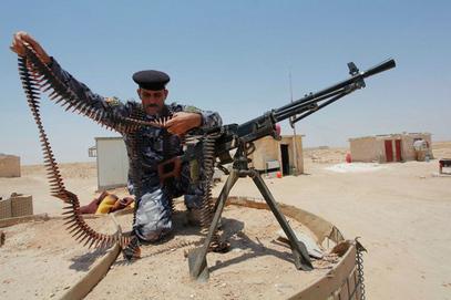 Сунити почели да формирају исламски калифат на територији Ирака и Сирије