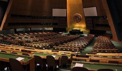 Света столица за Косово у УН