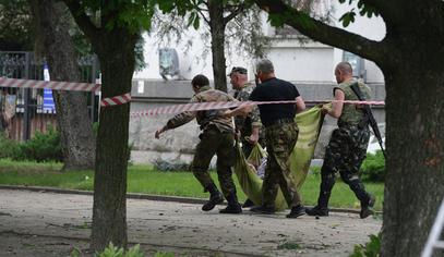 Москва позвала НАТО да утиче на Кијев да обустави војну операцију против југоистока