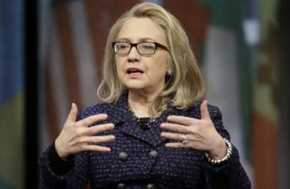 Бивши амерички државни секретар Хилари Kлинтон