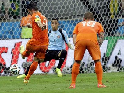 СП Бразил 2014: Холандија - Костарика