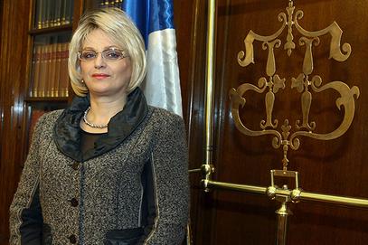 Гувернерка Народне банке Србије Јоргованка Табаковић