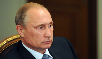 Председник РФ Владимир Путин / © Photo: RIA Novosti/Михаил Климентьев