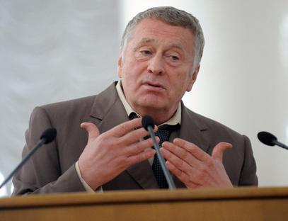 Лидер Либерално-демократске партије Владимир Жириновски