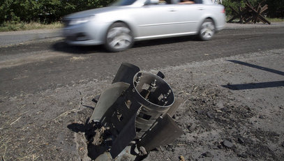 Лугански устаници пронашли делове балистичке ракете
