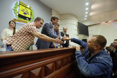 Парламент Новоросије
