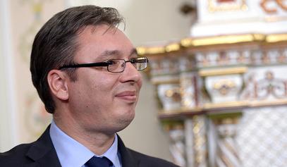 премијер Србије Александар Вучић / © Photo: RIA Novosti/Алексей Никольский