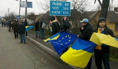 ЕУ увлачи Украјину у економску клопку/ © Фото: zik.ua