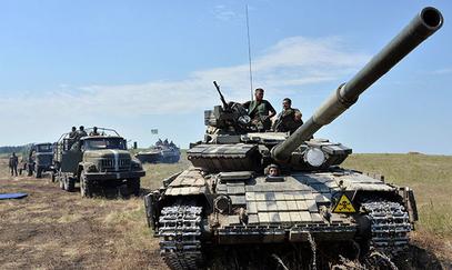 Жестоке борбе око Доњецка, Украјинци нападају тенковима