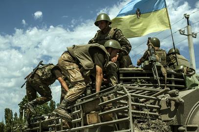 """Украјинци источно од Шахтјорска имали """"колосалне губитке"""""""
