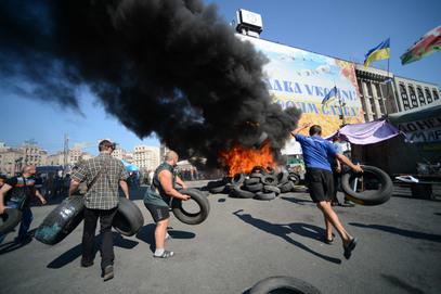 THE GUARDIAN: Трећи мајдан биће претња и самој државности Украјине
