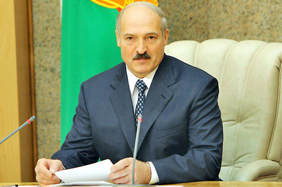 Александар Лукашенко