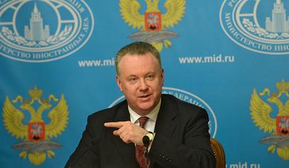 Званични представник МСП РФ Александар Лукашевич / © Photo: RIA Novosti/Kirill Kallinikov
