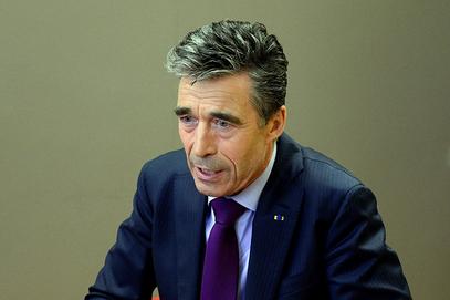 Актуелни шеф НАТО-а Андерс фог Расмусен