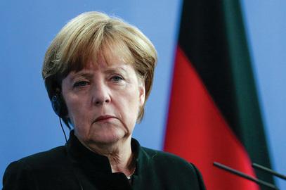 Канцеларка Ангела Меркел