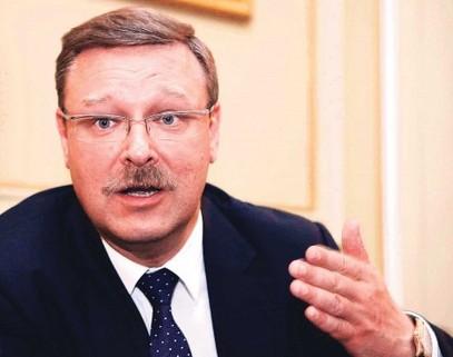 Константин Косачов, шеф Федералне агенције за послове Заједнице Независних Држава