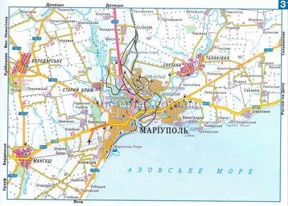 АРМИЈА ДНР: Мариупољ је фактички већ опкољен