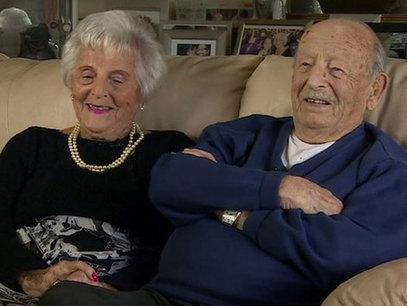 Брачни пар 80 година брака