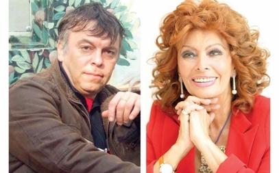Др Неле Карајлић и Софија Лорен
