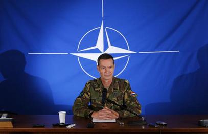 Директор Центра НАТО за реаговање на кризе бригадни генерал Нико Так