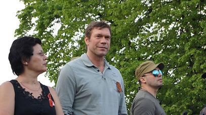 Преседник парламента Новоросије, Олег Царјов